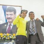 """Carlos Cuadras: Hablé con Honda para el combate con """"Chocolatito"""""""