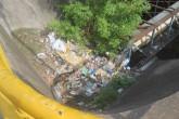 Arroyos de Granada llenos de basura
