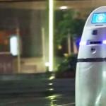 Crean robot-policía para patrullar bancos y escuelas de China