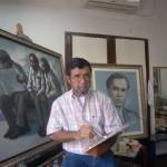 Róger Pérez de la Rocha expondrá sus pinturas en el Centro PAC-Hispamer