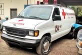 Cruz Roja de Granada recibe ambulancia