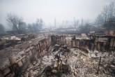 """Situación """"imprevisible"""" y """"peligrosa"""" por incendios en Canadá"""