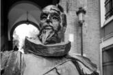 Homenaje a Cervantes en el INCH