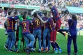 Barcelona domina la Liga española en los últimos 25 años