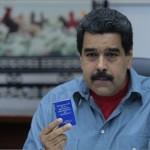 Nicolás Maduro, presidente de Venezuela. LA PRENSA/ EFE