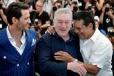 Homenajean a Robert De Niro en el Festival de Cannes