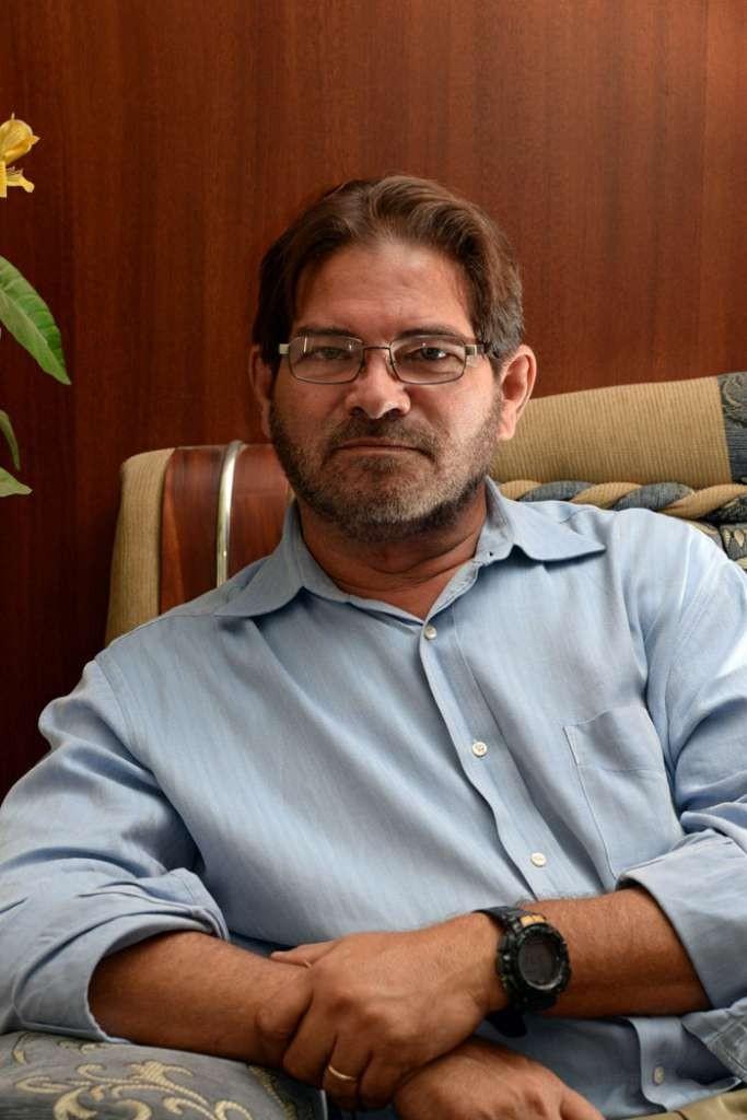 Luis Callejas es el candidato presidencial por el PLI para las elecciones presidenciales de 2016 en Nicaragua. LA PRENSA/Uriel Molina.