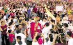 Los jóvenes celebran hoy la XXIV de Pentecostés Juvenil. LA PRENSA/ ARCHIVO