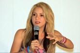 Shakira habla de igualdad de oportundiades para colombianos