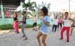 En las festividades de mayo, en Bluefields, hay un derroche de energía, tradición y entusiasmo de parte de los pobladores. LA PRENSA/I.LACAYO