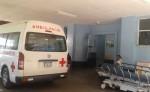 Al hospital general Espaa, trasladaron a unos veinte bailarines que se desvanecían en las festividades de San Pascual Bailón. LA PRENSA/S.MARTÍNEZ
