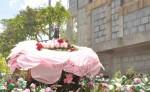 Santa Rita de Casia es la tercera patrona que tiene Teustepe. En 1972, el patrono era San Pedro, luego fue la Virgen de Candelaria. LA PRENSA/M.RODRÍGUEZ