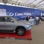 """Nicaragüenses con """"sed"""" de adquirir motocicletas y automóviles"""