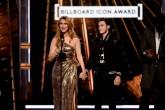 Ganadores, emociones y buena música en entrega de los premios Billboard