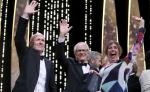 Ken Loach gana su segunda Palma de oro de Cannes, por