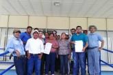 Campesinos presentan escrito sobre el Gran Canal a la CSJ