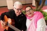 Norma Helena Gadea y Luis Enrique Mejía Godoy le cantan a las madres