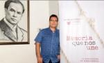 """""""El  poder y la inmediatez  permea las  agendas de los medios  que no reflejan la vida del ciudadano promedio"""", señala  el periodista Alberto Salcedo Ramos. LAPRENSA/ROBERTO FONSECA"""