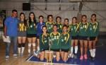 El equipo de Granada ganó  el título del Campeonato Nacional Sub-21. LA PRENSA/CORTESÍA