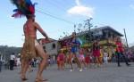 Ya comenzaron las fiestas de palo de mayo y Siuna  no se queda atrás. En el barrio Moskiton se celebran desde 1955. LA PRENSA/J. GARTH