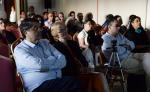 Participantes en  Centroamérica Cuenta. LA PRENSA/U.Molina