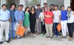 Al taller de periodismo cultural Donde se refugian las buenas noticias, asisitieron periodistas culturales, fotógrafos, poetas y promotores culturales. LA PRENSA/Alberto Sánchez