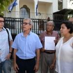 Grupo de los 27 entrega manifiesto en sede de la OEA