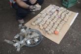 Acusados por fabricar bombas en El Viejo