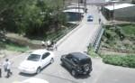 El puente en La Curva  se ha convertido en la zona favorita de los delincuentes. LA PRENSA/S. RUIZ