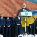 El presidente de Ucrania, Petró Poroshenko. LA PRENSA/EFE/EPA/SERGEY DOLZHENKO