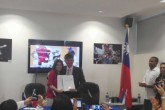 Aproquen firma convenio con fundación de Taiwán.
