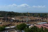 Obras verticales de nuevo estadio nacional casi inician