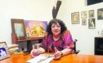 Suad Marcos, poeta y periodista. LAPRENSA/ARCHIVO