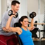 Tonifique sus brazos haciendo ejercicios