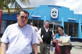 Exproveedora del Estado por altares acude a Policía a denunciar amenazas