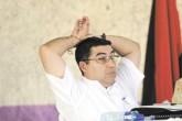 Enrique Armas evita comentar sobre altares de la avenida bolivar