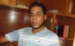 """Rodolfo José García Valenzuela conocido como """"El Popo"""", quien es amigo de la esteliana desaparecida. LA PRENSA/R. MORA"""