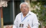 Manlio Argueta, escritor salvadoreño. LAPRENSA/ROBERTO FONSECA
