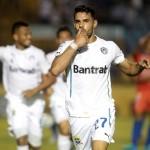 Juan Barrera: Este ha sido el gol más importante de mi carrera