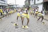 Celebran carnaval en Bluefields