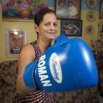 Las mamás del boxeo