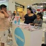 La revista Nosotras realiza activación  con las madres