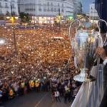 Real Madrid celebra con intensidad la Undécima