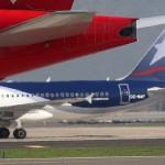 Aerolínea más grande de Latinoamérica suspende vuelos hacia Venezuela