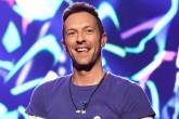 Chris Martin, de Coldplay, visita a una joven enferma en Barcelona
