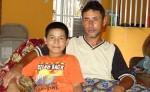 José Antonio Mairena es originario de Siuna. Desde hace cinco años se ha convertido en padre y madre de su hijo. LA PRENSA/JOSÉ GARTH