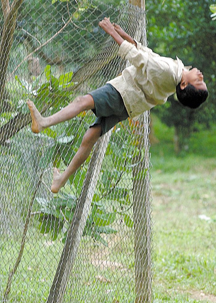 Quienes padecen grisi siknis son por lo general los más jóvenes de las comunidades. LA PRENSA/Oscar Navarrete.