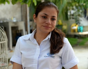 Managua 8 de Junio del 2016 Jackeline Cruz hermana de Xiomara Cruz, joven asesinada en Esteli, por Rodolfo Jose Valenzuela, alias el popo. Foto Jader Flores/LA PRENSA