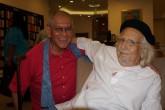 Ernesto Cardenal fue homenajeado con canciones y versos