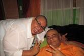 Se pelonean en solidaridad con Amado Felipe que lucha contra un cáncer